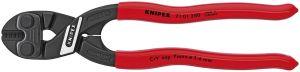 Pulttileikkuri Mini Knipex 200 mm