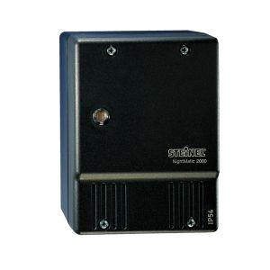 Hämäräkytkin Steinel NightMatic 2000 musta
