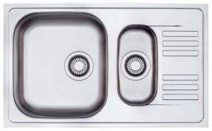 Keittiöallas Franke Euroform 651 EFX 76 x 45,5 cm