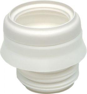 WC-mansetti Vieser 110 mm Epäkesko 10 mm