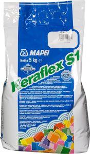 Mosaiikki- ja marmorilaasti Mapei Keraflex Bianco Valkoinen 5 kg