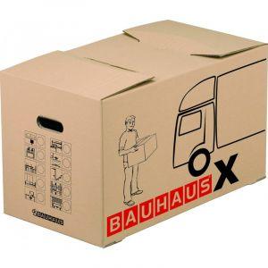 Setti 5 kpl Muuttolaatikko X 64,5 x 34,5 x 37 cm