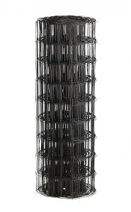 Puutarhaverkko Musta 120 cm x 25 m