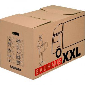 Setti 3 kpl Muuttolaatikko XXL 76 x 43 x 43,5 cm