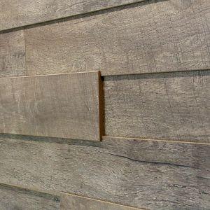 Seinäpaneeli Logoclic Tammi Luga 3D