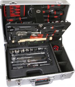Työkalusalkku Alpha Tools Big Box 119-osainen