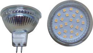 LED-lamppu Voltolux GU5.3 lämmin