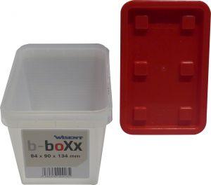 Laatikko Wisent b-boXx C 84 x 90 x 135 mm