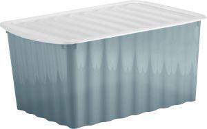 Säilytyslaatikko Jelenia Plast Wave M 40 x 30 x 23 cm Vihreä