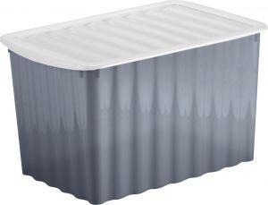 Säilytyslaatikko Jelenia Plast Wave L 60 x 40 x 35 cm Sininen