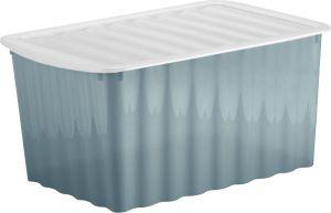 Säilytyslaatikko Jelenia Plast Wave S 30 x 20 x 16 cm Vihreä