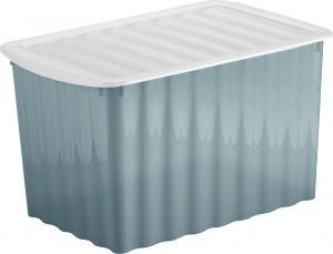 Säilytyslaatikko Jelenia Plast Wave L 60 x 40 x 35 cm Vihreä
