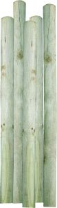 Puupaalu 5 x 120 cm