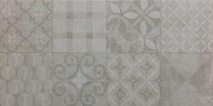 Kuviolaatta Twin 30 x 60 cm Antrasiitti