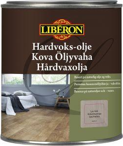 Kova Öljyvaha Liberon Kelonharmaa 2,5 l