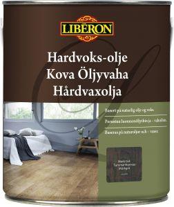 Kova Öljyvaha Liberon Tummanharmaa 750 ml