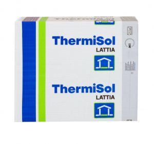 Styroxpaketti ThermiSol EPS 100 Lattiaeriste 25 mm