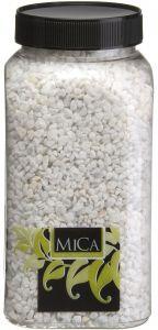Koristehiekka valkea 1 kg 2-3 mm