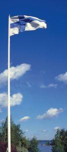 Suomen Lippu Flagmore 012 200 x 327 cm