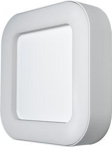 Ulkoseinävalaisin Osram Square LED IP44 Valkoinen