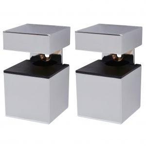 Kannatinsarja Supreme Cube Hopea