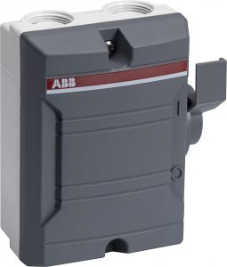 Turvakytkin ABB 7,5 KW 3- Napainen
