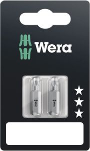 Ruuvauskärkisarja Wera Classic 867/1 Torx 25 x 25 mm
