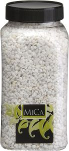 Koristehiekka valkea 1 kg 0,1-0,5 mm