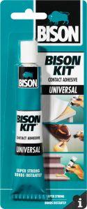 Yleiskontaktiliima Bison Kit Contact Valkoinen