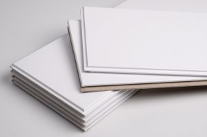 Kattopaneeli Maler MDF Puhtaanvalkoinen 10 x 185 x 2070