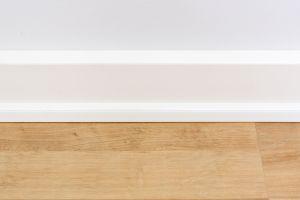 Mattolista Primo 1564 10 x 15 x 2500 mm valkoinen