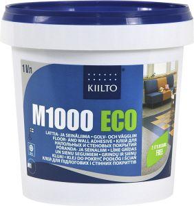 Lattia- ja seinäliima Kiilto M1000 ECO 1 L