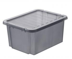 Säilytyslaatikko SmartStore Basic 35 l Antrasiitti