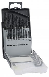 Metalliporanteräsarja Craftomat HSS-R 19-Os
