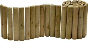 Puureunanauha Ruskea 5 x 20 x 200 cm