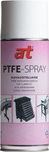 Kuivavoiteluaine AT PTFE-spray (3650) 400 ml