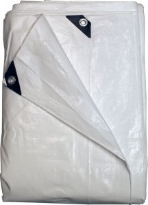 Kestopeite Valkoinen 3 x 5 m 180 g/m²