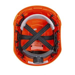 Turvakypärä Wisent Ranger Oranssi