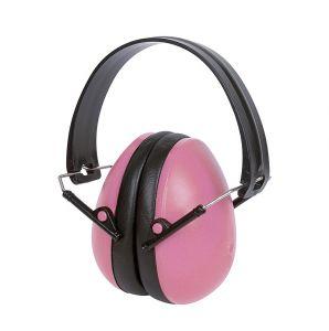 Lasten kuulosuojaimet Pinkki