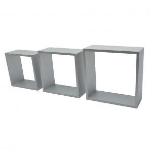 Seinähylly 3TC Alumiini