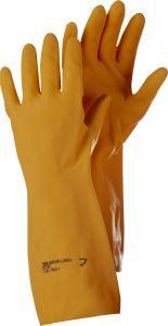 Kemikaalisuojakäsine Tegera 231 Oranssi