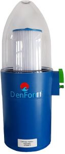 Suodattimen puhdistuslaite Denform