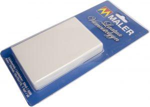 Koristepala Maler MDF Valkoinen 19 x 75 x 115 mm