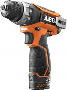 Akkuporakone AEG BS12C2