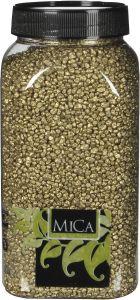 Koristehiekka kulta 1 kg 2-3 mm