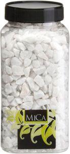 Koristekivi valkoinen 1 kg