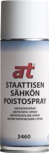Staattisen Sähkönpoistospray AT (3460) 400 ml
