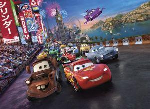 Fototapetti Komar Cars Race