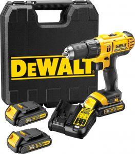 Akkuiskuporakone DeWalt  DCD776C3-QW
