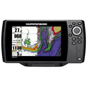 Kaikuluotain Humminbird Helix 7 GPS